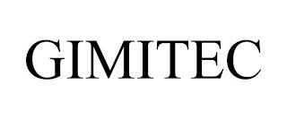 GIMITEC trademark
