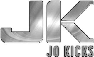 JK JO KICKS trademark