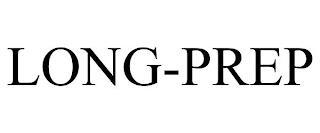 LONG-PREP trademark