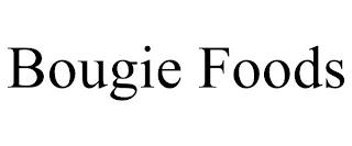 BOUGIE FOODS trademark