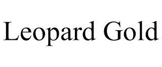 LEOPARD GOLD trademark