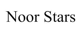 NOOR STARS trademark