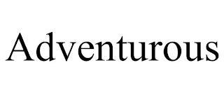 ADVENTUROUS trademark