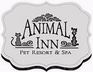 ANIMAL INN PET RESORT & SPA trademark