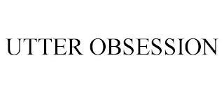 UTTER OBSESSION trademark
