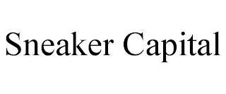 SNEAKER CAPITAL trademark