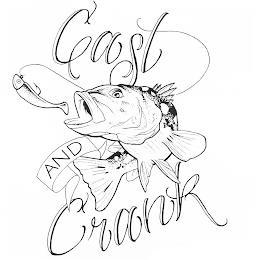 CAST AND CRANK trademark
