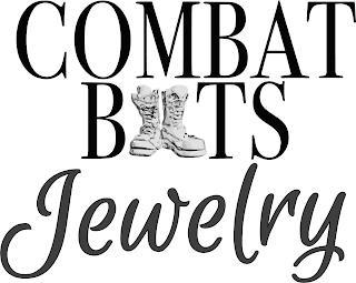 COMBAT BOOTS JEWELRY trademark