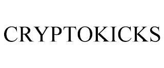 CRYPTOKICKS trademark