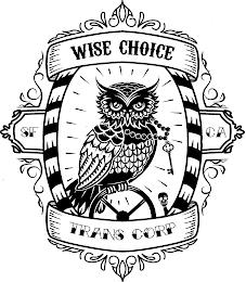 WISE CHOICE TRANS CORP SF CA trademark