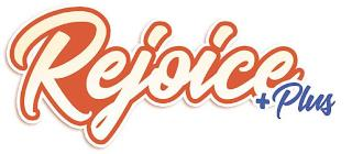REJOICE+PLUS trademark