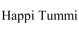 HAPPI TUMMI trademark
