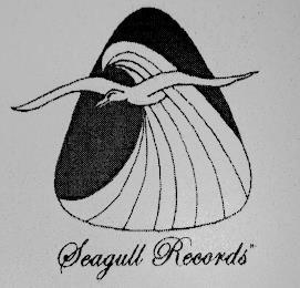 SEAGULL RECORDS trademark