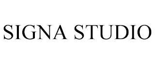 SIGNA STUDIO trademark