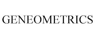 GENEOMETRICS trademark