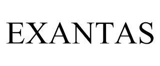 EXANTAS trademark