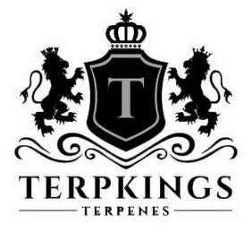 T TERPKINGS TERPENES trademark