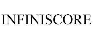 INFINISCORE trademark