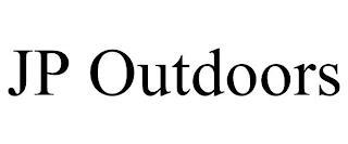 JP OUTDOORS trademark