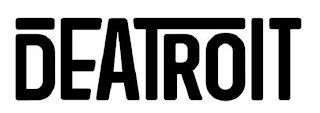 DEATROIT trademark