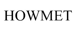 HOWMET trademark