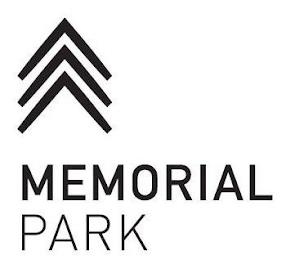 MEMORIAL PARK trademark