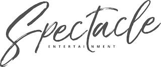 SPECTACLE ENTERTAINMENT trademark