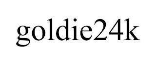 GOLDIE24K trademark