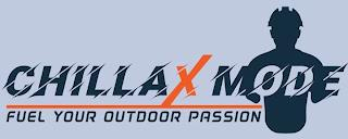 CHILLAX MODE FUEL YOUR OUTDOOR PASSION trademark