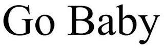 GO BABY trademark