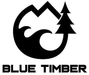 BLUE TIMBER trademark