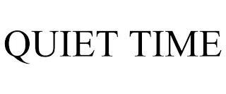 QUIET TIME trademark