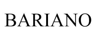 BARIANO trademark