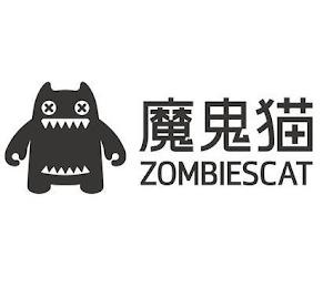 XX ZOMBIESCAT trademark