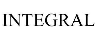 INTEGRAL trademark