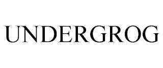 UNDERGROG trademark