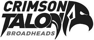 CRIMSON TALON BROADHEADS trademark