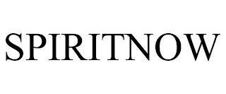 SPIRITNOW trademark
