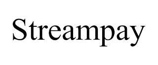 STREAMPAY trademark
