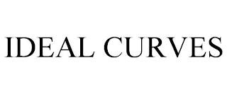 IDEAL CURVES trademark