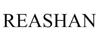 REASHAN trademark
