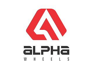 A ALPHA WHEELS trademark
