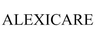 ALEXICARE trademark
