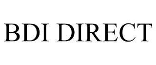 BDI DIRECT trademark
