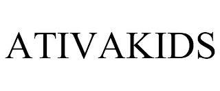 ATIVAKIDS trademark