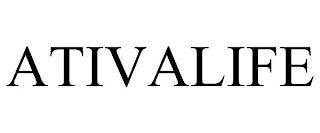 ATIVALIFE trademark