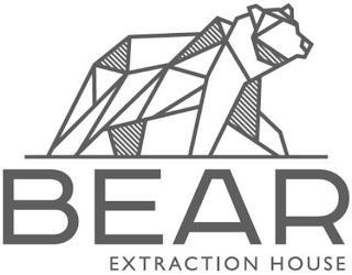 BEAR EXTRACTION HOUSE trademark