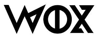 WOX trademark