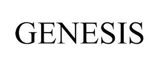 GENESIS trademark