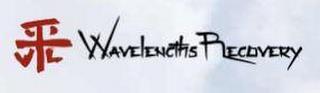 WAVELENGTHS RECOVERY trademark
